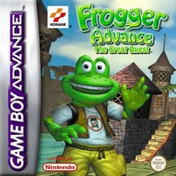 Frogger Advance: The Great...