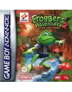 Frogger's Adventures 2: The Lost Wand Gameboy Advance