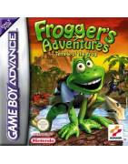 Frogger's Adventures Temple of the Frog Gameboy Advance