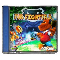 Fur Fighters Dreamcast