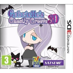 Gabrielles Ghostly Groove 3DS