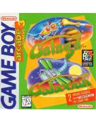 Galaga/Galaxian Gameboy