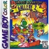 Game & Watch Gallery 2 Gameboy