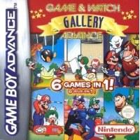 Game & Watch Gallery 4 Gameboy Advance