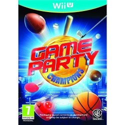 Game Party Champions Wii U