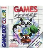 Games Frenzy Gameboy