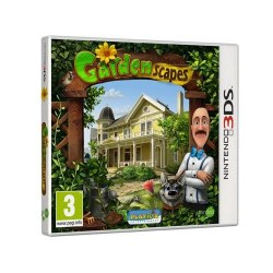 Gardenscapes 3DS