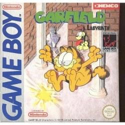 Garfield Labyrinth Gameboy