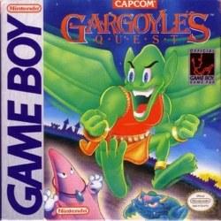 Gargoyles Quest Gameboy