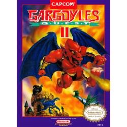 Gargoyles Quest II NES