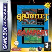 Gauntlet & Rampart Gameboy Advance