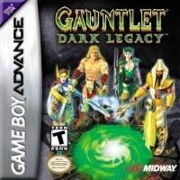 Gauntlet Dark Legacy Gameboy Advance