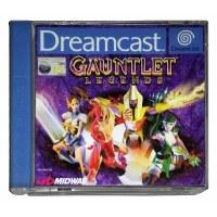 Gauntlet Legends Dreamcast