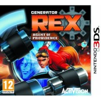 Generator Rex: Agent of Providence 3DS