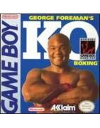 George Foreman's KO Boxing Gameboy