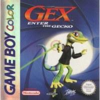 Gex 3D Enter the Gekko Gameboy