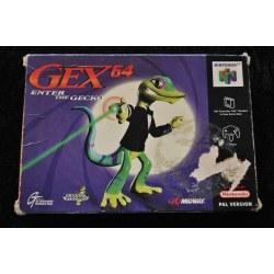 Gex 64 Enter the Gekko