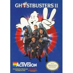 Ghostbusters II NES