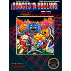 Ghosts N Goblins NES