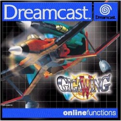 Giga Wing Dreamcast