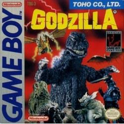 Godzilla Gameboy