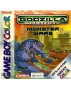 Godzilla 2 Gameboy
