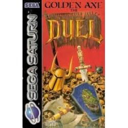 Golden Axe:The Duel Saturn