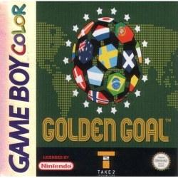 Golden Goal Gameboy