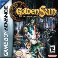Golden Sun 2 The Lost Age Gameboy Advance