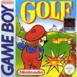 Golf - Mario Gameboy