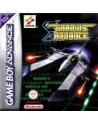Gradius Advance Gameboy Advance