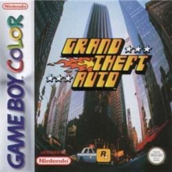 Grand Theft Auto Gameboy