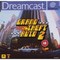 Grand Theft Auto 2 Dreamcast