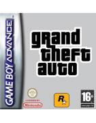 Grand Theft Auto Advance Gameboy Advance