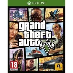 Grand Theft Auto V Five