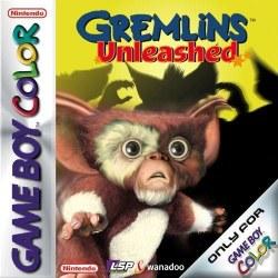 Gremlins Unleashed Gameboy