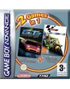 GT Advance 3 & Moto GP Double Pack Gameboy Advance