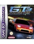 GT Advance 3 Pro Concept Racing Gameboy Advance