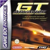 GT Championship Racing Gameboy Advance