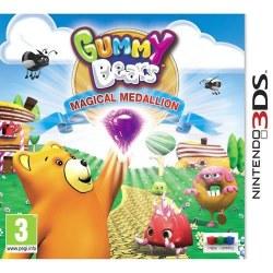 Gummy Bears Magical Medallion 3DS