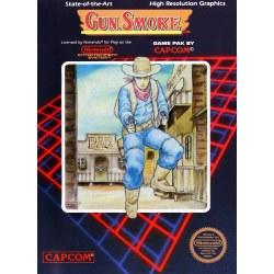Gunsmoke NES