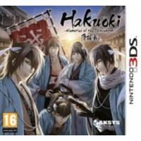 Hakuoki: Memories of the Shinsengumi 3DS