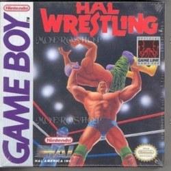 Hal Wrestling Gameboy