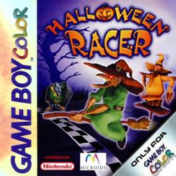 Halloween Racer Gameboy