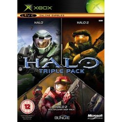 Halo Triple Pack Xbox Original