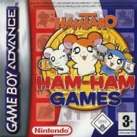 Hamtaro: Ham Olympics Gameboy Advance