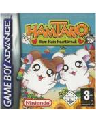 Hamtaro: Ham-Ham Heartbreak Gameboy Advance