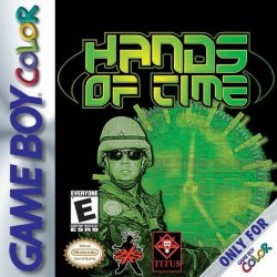 Hands of Time Gameboy