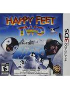 Happy Feet Two The Videogame 3DS