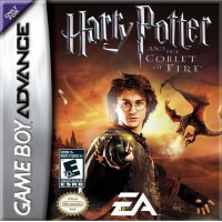 Harry Potter and the Goblet of Fire Gameboy Advance